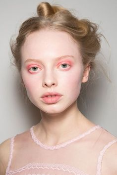 Fall's beauty trends are the opposite of no-makeup makeup: electric eyeshadow swept across the eyes, berry lipsticks smeared over lips, and metallic pigments applied with the finesse of a Renaissance painter.