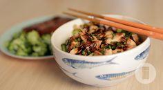 Salmão ao Molho Oriental do Gastronomismo