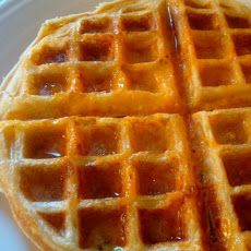Classic Buttermilk Waffles Recipe