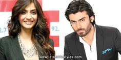 Fawad Khan is currently working in new upcoming Bollywood movie Khubsoorat with an Indian actress Sonam Kapoor.