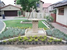 Pretoria, Garden Landscaping, Garden Design, Sidewalk, Gardens, Patio, Landscape, Outdoor Decor, Home Decor
