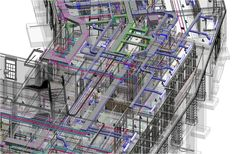 The design/construction industry is in the early stages of a revolution centered around a concept known as building information modeling (BIM). From early concept, programming, and document production to construction management and facility operation, BIM is a steadily growing delivery tool. In the past, BIM has been considered a tool primarily for architects. However, other parties in the design/construction industry have recently discovered it can be used very effectively across the entire…