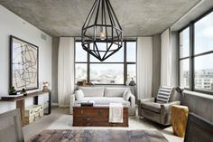 The Bond eclectic mix of modern and vintage - Parisa O'Connell - HomeWorldDesign  (3)