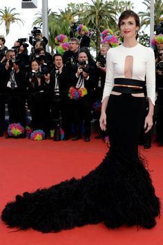 Festival de Cannes: os vestidos das atrizes  Via: www.usefashion.com