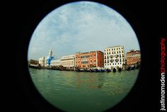 Piazza San Marco (View from Water Taxi) by Justin Ramsden, via Flickr