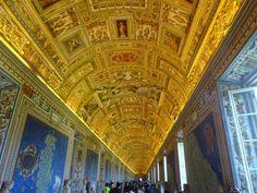 ITALIA / ROMA- EUROPA  Parte del Museo del Vaticano
