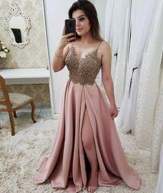 Promdresses split prom dresses, unique prom dresses, b Split Prom Dresses, Unique Prom Dresses, Grad Dresses, Modest Dresses, Dance Dresses, 15 Dresses, Beautiful Dresses, Bridesmaid Dresses, Homecoming Dresses