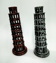 ## EXECUTIVE TABLE PIECES ## TOWER OF PISA ## PAPER WEIGHTS ## METAL ##