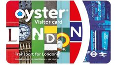 Learn how to buy and use a Visitor Oyster card or Oyster card as payment for travel on London& Tube, bus, rail, tram, DLR and London Overground Services London Overground, Oyster Card, Travel Cards, London Transport, Travel Essentials, Oysters, Ticket, Digital Marketing, Transportation