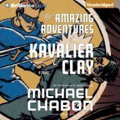 A New York Times bestseller - The Amazing Adventures of Kavalier & Clay