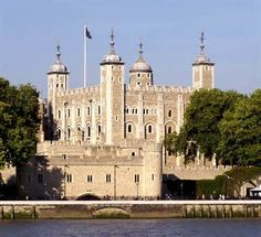 The Tower of London- I think London has been my favorite place to visit so far!