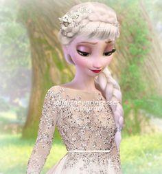Elsa on an afternoon away from the triplets with Loki. Elsa Frozen, Frozen Princess, Elsa Modern, Princesa Ariel Disney, Disney Adoption, Princesse Disney Swag, Modern Day Disney, Modern Disney Characters, Disney Princess Pictures