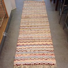 Räsymatto 4 Rag Rugs, Recycled Fabric, Woven Rug, Recycling, Weaving, Home Decor, Rug Weaves, Knit Rug, Decoration Home