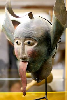 Image Of The Day - Mask Of Shame - Worn In Ancient Times As Punishment For Gossiping - MessageToEagle.com