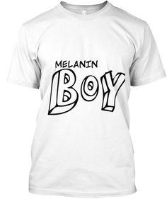 Melanin Boy Dig it?