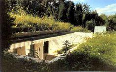 Nowoczesna ziemianka. Niezwykłe projekty domów pod ziemią