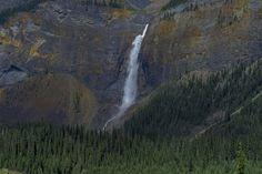 Takakkaw Falls.