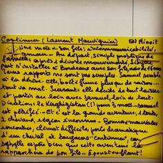 Continuer de Laurent Mauvignier Les Editions de minuit Coup de coeur d'Alexandre librairie Port Maria à Quiberon #rentreelitteraire2016 #lespetitsmotsdeslibraires #book #livre
