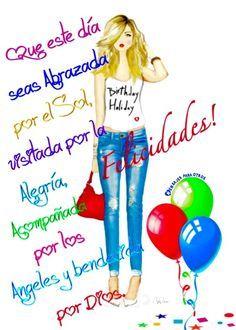 Que este día seas abrazada por el sol http://enviarpostales.net/imagenes/este-dia-seas-abrazada-sol/ felizcumple feliz cumple feliz cumpleaños felicidades hoy es tu dia