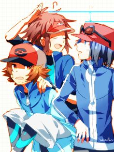 Read PokeBoy (Unova & Kalos & Alola) from the story (Pokemon Special)PokeBoy's Gallery by _-Reverse-_ (Reverses) with 36 reads. Hau Pokemon, Pokemon Kalos, Pokemon Manga, Pokemon Fan Art, Cool Pokemon, Pokemon Stuff, Pokemon Couples, Pokemon People, Pokemon Game Characters