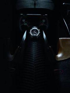 Royal oak concept laptimer Michael #Schumacher #watch
