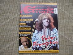 GOODTIMES Nr. 1 2011 Music from the 60s to the 80s Good Times Peter Frampton