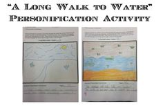 The book, A Long Walk to Water, by Linda Sue Park, is one of the best books I've ever taught! I teach this book to my seventh grade students and each year it gets better. You can check out m… 7th Grade Reading, 7th Grade Ela, Seventh Grade, First Day Activities, Water Activities, Book Activities, A Long Walk To Water Lessons, Lost Boys Of Sudan, Middle School Ela
