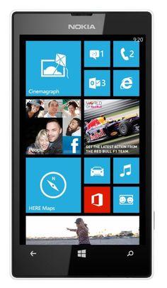 Nokia Lumia 520 Sim Free Windows Smartphone - White: Amazon.co.uk: Electronics