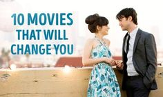 Ten incredible movies that will change you