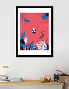 Discover «the same position», Exclusive Edition Fine Art Print by Laura Giorgi - From 25€ - Curioos
