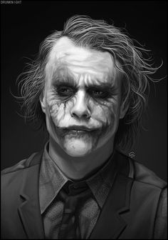 The Joker - AKA Heath Ledger ®... #{T.R.L.}