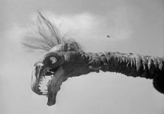 The Giant Claw (1957) Unidentified Flying Object, Scary Monsters, Aliens, Robots, Fighter Jets, Movie, Art, Art Background, Robot
