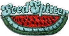 Seed Spitter Fun Patch