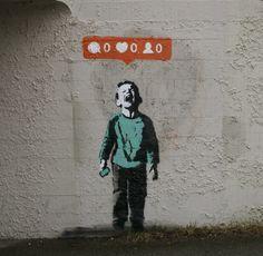 Nobody Likes Me - ThingLink pour une séquence sur les dangers des réseaux sociaux.
