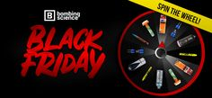 Bombing Science #blackfriday sale is going to be crazy! Register for the SECRET SALE and get FREE graffiti supplies: