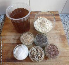 Recetas Cocina Naturista: Barrita de Cereal