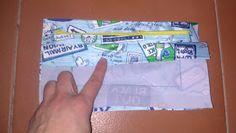 PANDIELLEANDO: Estuche Triple (tutorial) Quilting, Pencil, Sewing, Manualidades, Atelier, Beach, Patchwork, Fat Quarters, Quilling Art