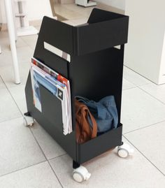Stor collaboration cart by Magnuson Group.  Available through Studio Guell