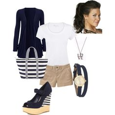 Lunch Date, created by lauren-auker on Polyvore