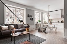 There are various secrets to make Scandinavian style. You can use these nine ideas to create a stunning Scandinavian interior design in your home. Modern Scandinavian Interior, Scandinavian Style Home, White Interior Design, Industrial Scandinavian, Tropical Interior, Interior Concept, Scandinavian Furniture, Scandinavian Living, Apartment Interior Design