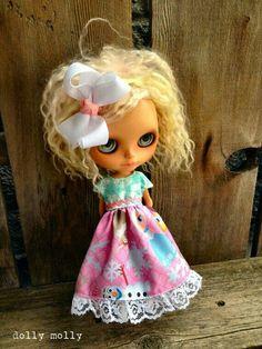 Frozen Dolly Molly