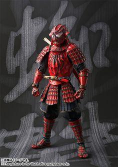 名将MANGA REALIZATION 侍スパイダーマン 02