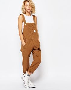 love a good pair of overalls and this colour ... Carhartt -
