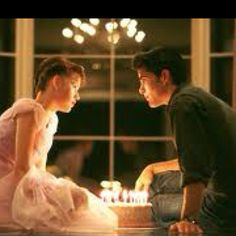 Sixteen candles. Best movie ending