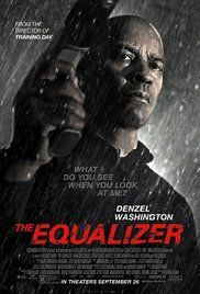 The Equalizer (2014): Is there anything Robert McCall can't do? I'm all for revenge tales (even if McCall's reaction is not equal to the crime), but McCall has zero opposition. Marton Csokas plays an excellent villain, but it's wasted here.