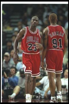 MJ and Dennis
