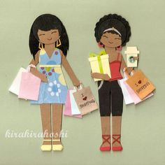 cute chinese paper dolls | craft time | Pinterest ...