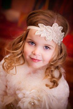 2015 New baby Crystal headbands party holiday Head piece silver bridal  headband wedding gift baby photo prop girl hair accessory 4adfc590d7e8