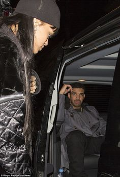 Drake and Rihanna are now dating