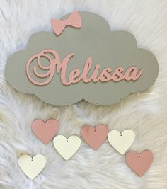 Baby Decor, Nursery Decor, Baby Crafts, Diy And Crafts, Woodworking Ideas To Sell, My Little Pony Birthday Party, Diy Bebe, Baby Frame, 3d Laser